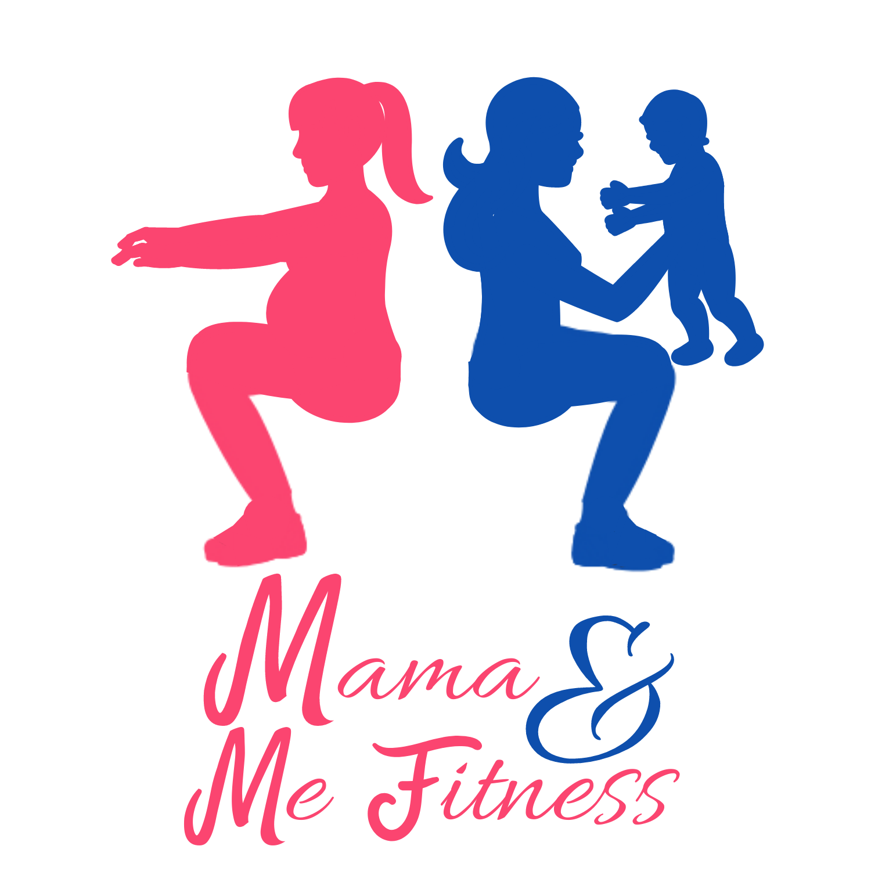 Mama and Me Fitness Logo